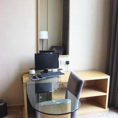 Libo Business Hotel 4* Улучшенный номер с различными типами кроватей фото 10