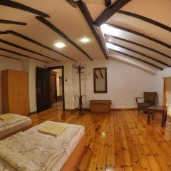 Отель Guest Rooms Plovdiv сауна