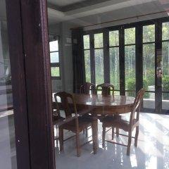 Отель Buabaan Villa by Kalayanuwat питание