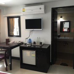 Отель Silver Resortel Номер Эконом с двуспальной кроватью
