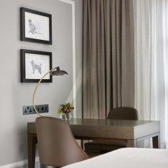 Отель Hyatt Regency London - The Churchill 5* Стандартный номер с различными типами кроватей фото 9