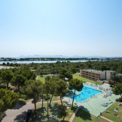 Отель BelleVue Club Resort балкон