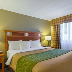 Отель Comfort Inn Washington Dulles International комната для гостей фото 4