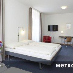 Metropole Easy City Hotel 3* Стандартный семейный номер с двуспальной кроватью фото 3