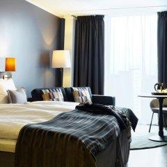 Отель Scandic Continental 4* Улучшенный номер с различными типами кроватей фото 4