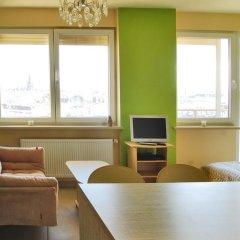 Отель Apartament Yasminum Вроцлав комната для гостей фото 4