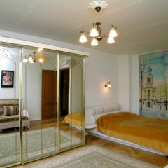 Апартаменты на Пресненском Валу комната для гостей фото 2