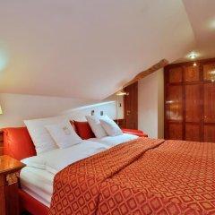 Отель U Pava 4* Стандартный номер фото 9