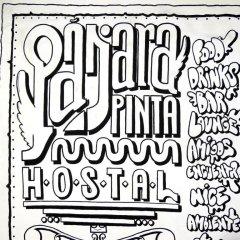 Отель Hostal Pajara Pinta интерьер отеля