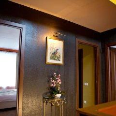 Гостевой дом Резиденция Парк Шале Стандартный номер с различными типами кроватей фото 3