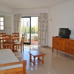 Отель Algamar Португалия, Виламура - отзывы, цены и фото номеров - забронировать отель Algamar онлайн комната для гостей фото 4