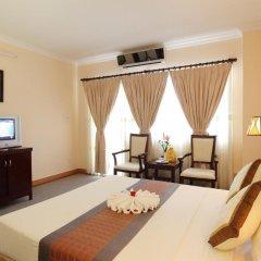 Отель Dic Star 4* Улучшенный номер фото 4