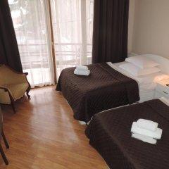 Отель VIP Victoria 3* Стандартный семейный номер разные типы кроватей фото 3