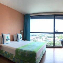 Отель Tahiti Airport Motel 2* Стандартный номер с различными типами кроватей фото 13