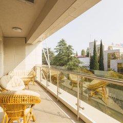 Гостиница Звёздный WELNESS & SPA Апартаменты с двуспальной кроватью фото 7