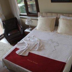 Perili Kosk Boutique Hotel Стандартный номер с различными типами кроватей фото 31