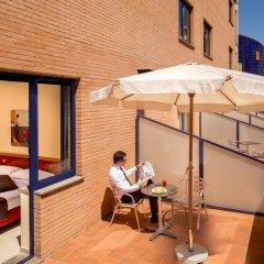 Отель Best Western Blu Hotel Roma Италия, Рим - отзывы, цены и фото номеров - забронировать отель Best Western Blu Hotel Roma онлайн бассейн