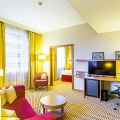 Отель Courtyard By Marriott Pilsen Чехия, Пльзень - отзывы, цены и фото номеров - забронировать отель Courtyard By Marriott Pilsen онлайн комната для гостей фото 4
