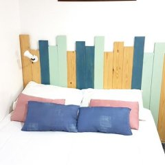 AlaDeniz Hotel 2* Стандартный номер с различными типами кроватей фото 18