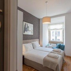 Отель Feels Like Home Rossio Prime Suites 4* Стандартный номер фото 6
