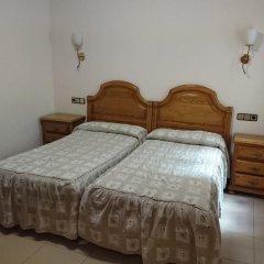Отель Hostal Retiro Стандартный номер с двуспальной кроватью фото 6