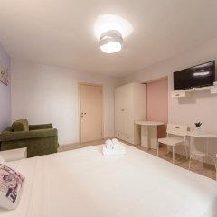 Бассейная Апарт Отель Стандартный номер с двуспальной кроватью фото 4