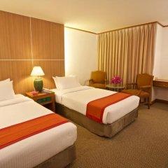 King Park Avenue Hotel 4* Номер Делюкс с 2 отдельными кроватями
