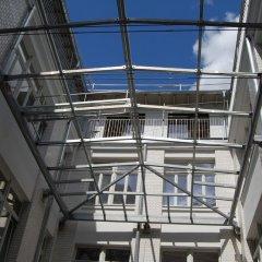 Five Elements Hostel Leipzig Стандартный номер с различными типами кроватей фото 3