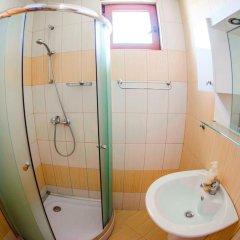 Отель Nicodia Holiday Village Карджали ванная