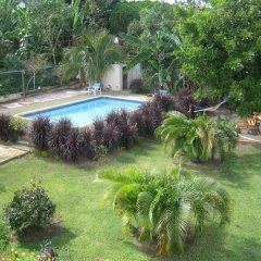 Отель Valencia Villa Ямайка, Очо-Риос - отзывы, цены и фото номеров - забронировать отель Valencia Villa онлайн бассейн фото 3