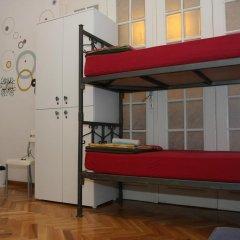 Time Hostel Кровать в общем номере с двухъярусной кроватью фото 15