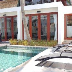 Отель Pranaluxe Pool Villa Holiday Home 3* Вилла с различными типами кроватей фото 32