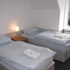 Glasgow Youth Hostel Стандартный номер с 2 отдельными кроватями