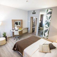 Отель EuroHotel Roma Nord 4* Номер Делюкс с двуспальной кроватью