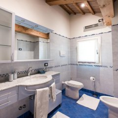 Отель Rosa del Grappa Италия, Роза - отзывы, цены и фото номеров - забронировать отель Rosa del Grappa онлайн ванная