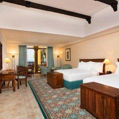 Отель Hilton Al Hamra Beach & Golf Resort 5* Стандартный номер с различными типами кроватей