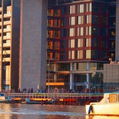 DoubleTree by Hilton Hotel Amsterdam Centraal Station бассейн фото 3