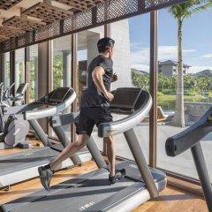 Отель Park Hyatt Sanya Sunny Bay Resort фитнесс-зал фото 4