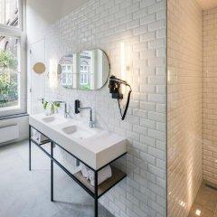 Отель Arena Нидерланды, Амстердам - 10 отзывов об отеле, цены и фото номеров - забронировать отель Arena онлайн ванная фото 2