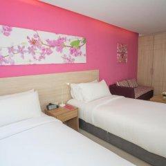 Отель Glow Central Pattaya Номер Делюкс фото 5