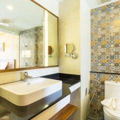 Отель Coriacea Boutique Resort 4* Номер Делюкс с 2 отдельными кроватями фото 6