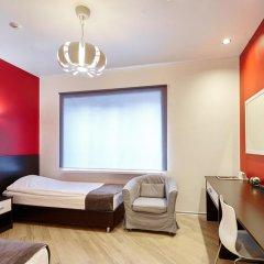 Гостиница Мегаполис 4* Стандартный номер с 2 отдельными кроватями фото 4