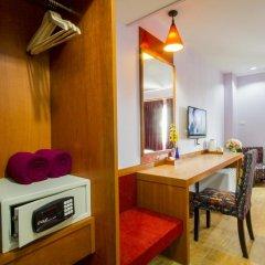 Отель The Win Pattaya 4* Стандартный номер с двуспальной кроватью фото 3