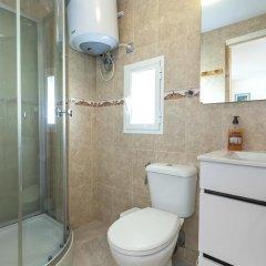 Отель Apartamentos Jerez Испания, Херес-де-ла-Фронтера - отзывы, цены и фото номеров - забронировать отель Apartamentos Jerez онлайн ванная фото 2