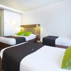 Отель Campanile Lyon Centre - Gare Perrache - Confluence 3* Стандартный номер с различными типами кроватей фото 2