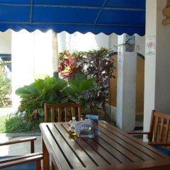 Hotel y Restaurante Cesar Mariscos балкон