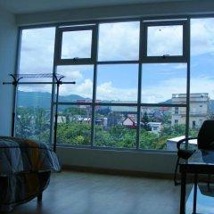 Отель Apartahotel Las Hortensias Гондурас, Тегусигальпа - отзывы, цены и фото номеров - забронировать отель Apartahotel Las Hortensias онлайн комната для гостей фото 3