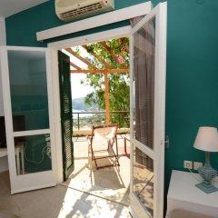 Pela Mare Hotel 4* Улучшенные апартаменты с различными типами кроватей фото 10