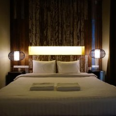 Отель Villa Phra Sumen Bangkok 3* Стандартный номер фото 3