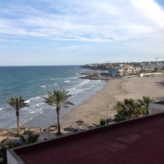 Отель OasisBeach Penthousse la Zénia пляж